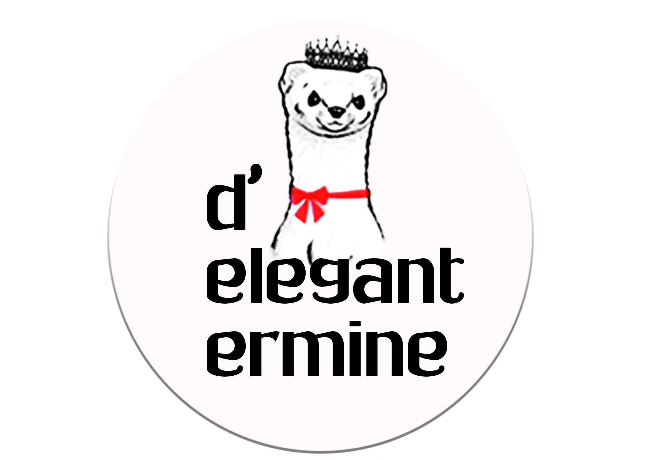 D' Elegant Ermine