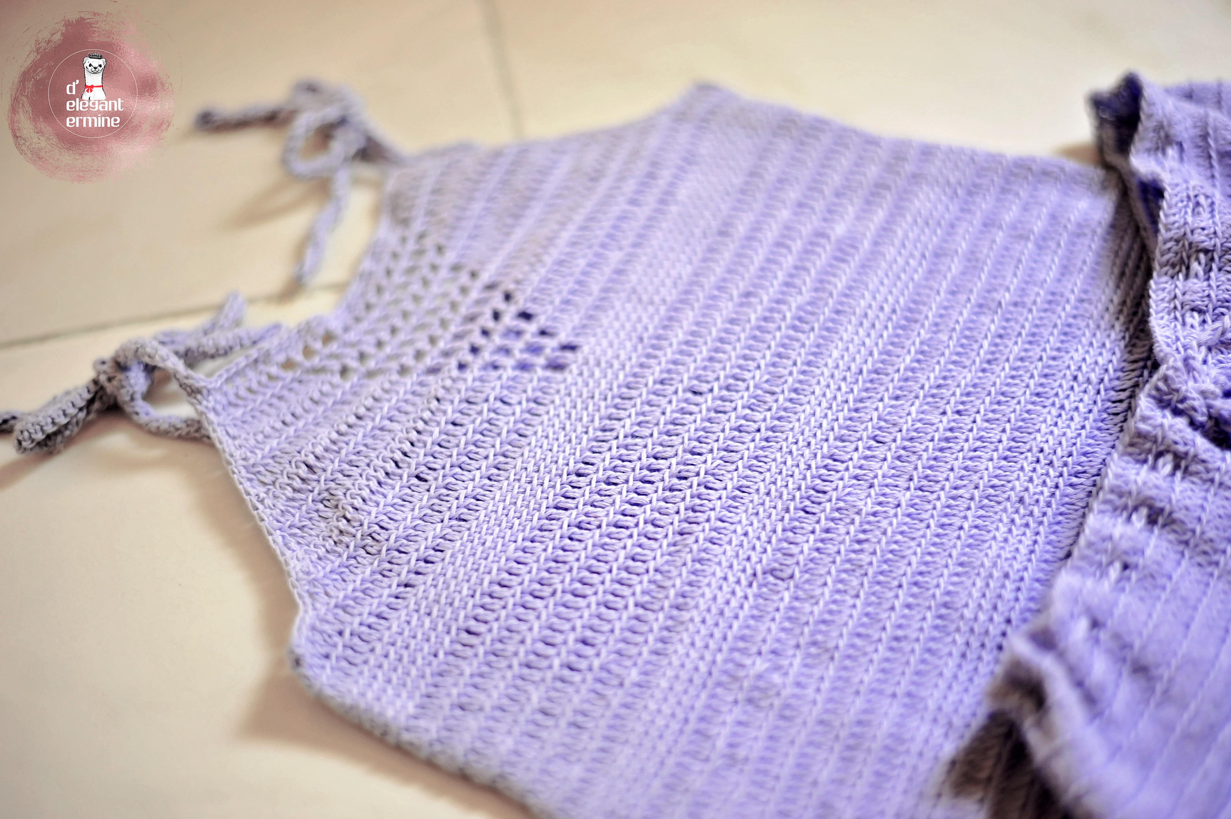 D' Elegant Ermine Crochets