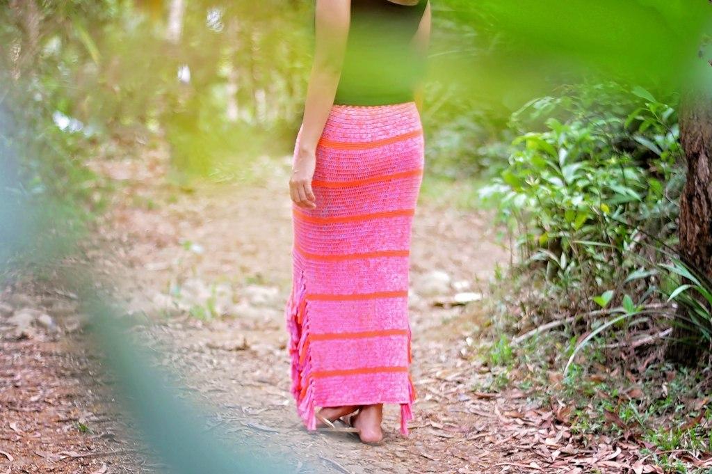 Prima Lou Maxi Skirt